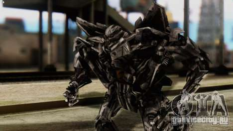 Starscream Skin from Transformers v2 для GTA San Andreas