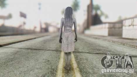 Kayako Skin для GTA San Andreas третий скриншот