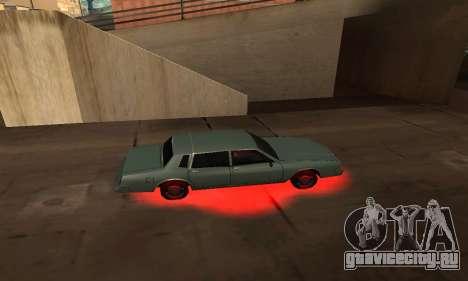 Cleo Neon для GTA San Andreas второй скриншот