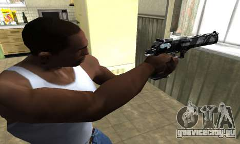 Field Tested Deagle для GTA San Andreas второй скриншот