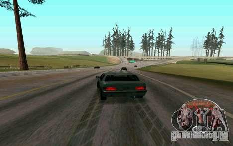 Спидометр Лада для GTA San Andreas второй скриншот