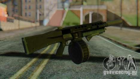 Assault Shotgun GTA 5 v2 для GTA San Andreas второй скриншот