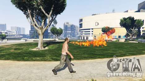 Огнедышащий v2.0 для GTA 5