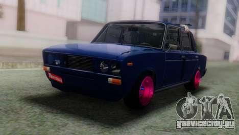 ВАЗ 2106 БК для GTA San Andreas