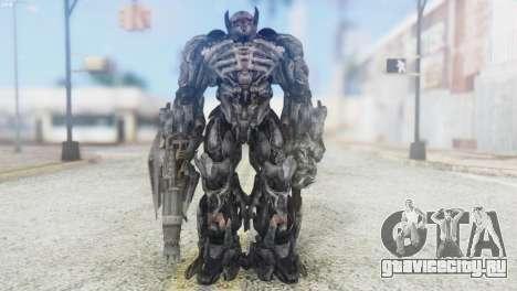 Shockwave Skin from Transformers v2 для GTA San Andreas второй скриншот