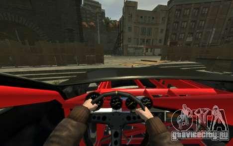Albany Undertaker (Romero Monster) для GTA 4 вид сзади слева