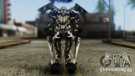 Sideswipe Skin from Transformers v1 для GTA San Andreas третий скриншот