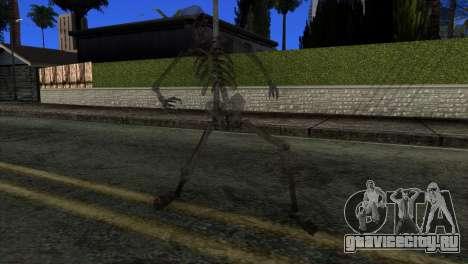 Skeleton Skin v3 для GTA San Andreas