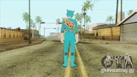 Power Rangers Skin 2 для GTA San Andreas второй скриншот