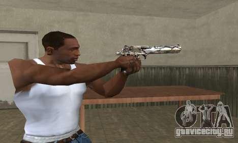 Old Forest Deagle для GTA San Andreas третий скриншот