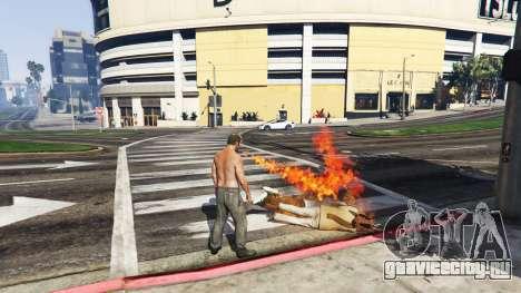 Огнедышащий v2.0 для GTA 5 третий скриншот