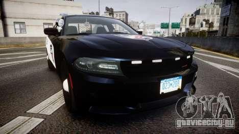 Dodge Charger SXT AWD 2015 PPV [ELS] для GTA 4