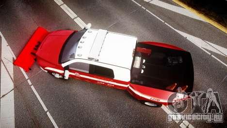 Dodge Ram 3500 2013 Utility [ELS] для GTA 4 вид справа