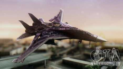 F-14D Azusa Miura The Idolmaster для GTA San Andreas