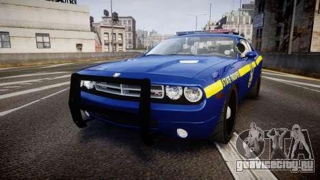 Dodge Challenger NYSP [ELS] для GTA 4
