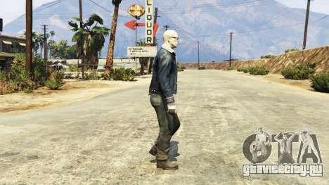 Призрак Тревор для GTA 5 третий скриншот