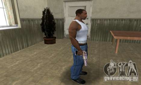 Good Look Like Deagle для GTA San Andreas третий скриншот