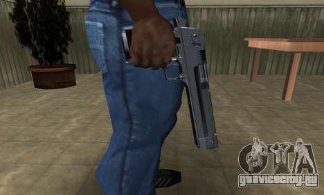 Refle Deagle для GTA San Andreas второй скриншот