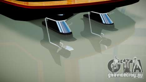 Speeder from GTA 5 для GTA 4 вид справа