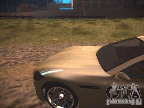 ENB Dark Orbit для GTA San Andreas четвёртый скриншот