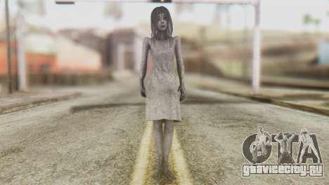 Kayako Skin для GTA San Andreas второй скриншот