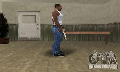 Old Forest Deagle для GTA San Andreas второй скриншот