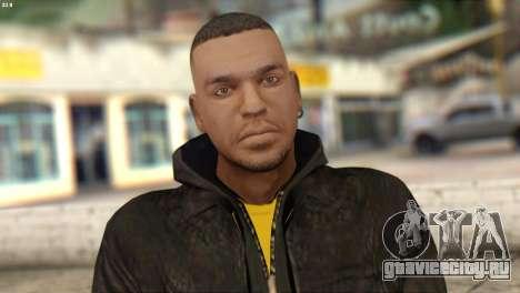 Luis Lopez Skin v4 для GTA San Andreas третий скриншот