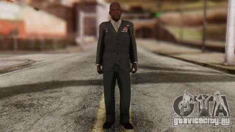 GTA 5 Skin 1 для GTA San Andreas