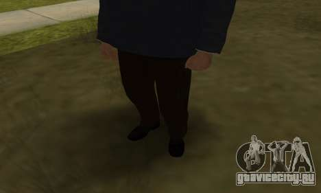 FBI HD для GTA San Andreas пятый скриншот