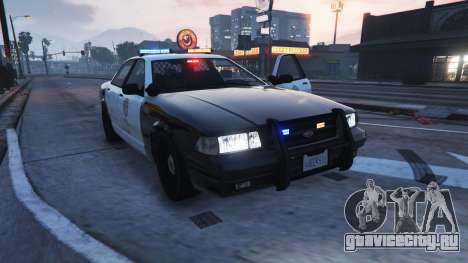 Lights and Sirens для GTA 5