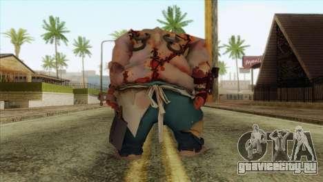 Pudge from DotA 2 для GTA San Andreas второй скриншот
