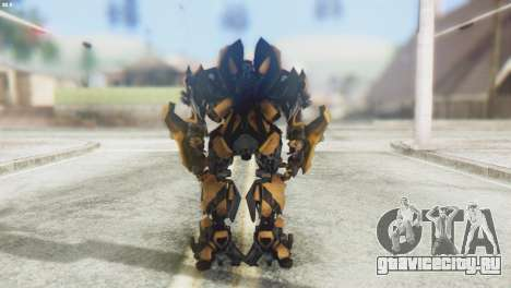 Bumblebee Skin from Transformers v2 для GTA San Andreas третий скриншот