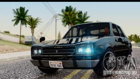 GTA 5 Vulcar Warrener IVF для GTA San Andreas