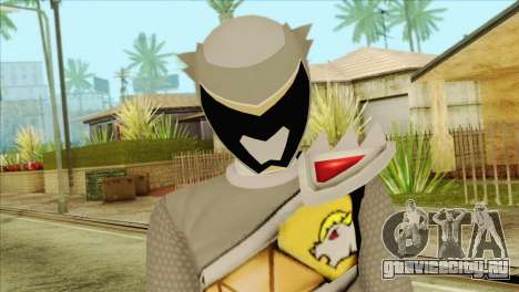 Power Rangers Skin 3 для GTA San Andreas третий скриншот