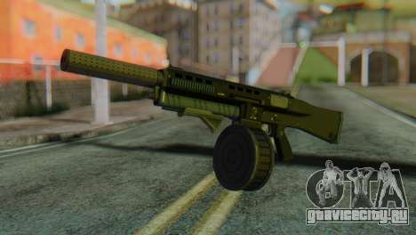 Assault Shotgun GTA 5 v2 для GTA San Andreas