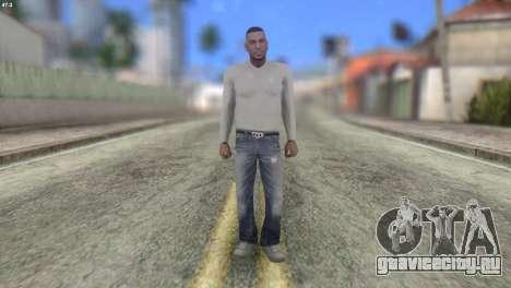 Luis Lopez Skin v6 для GTA San Andreas
