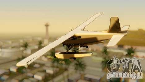 GTA 5 Dodo v1 для GTA San Andreas вид слева