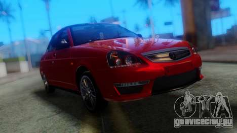 ВАЗ 2170 AMG для GTA San Andreas