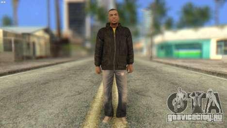 Luis Lopez Skin v4 для GTA San Andreas