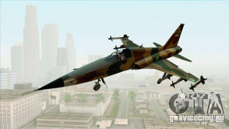 Northrop F-5ES IRIAF для GTA San Andreas