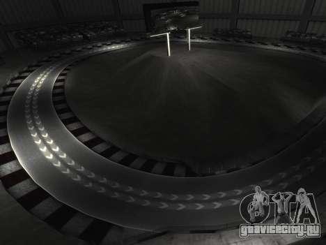 Новые текстуры трека 8-Track для GTA San Andreas
