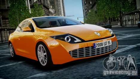 Renault Laguna Coupe для GTA 4