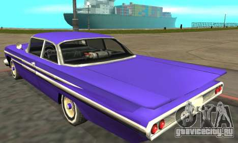 Luni Voodoo Remastered для GTA San Andreas