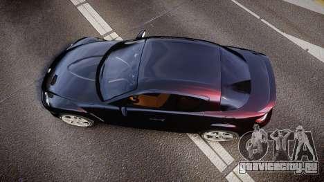 Mazda RX-8 2006 v3.2 Pirelli tires для GTA 4 вид справа