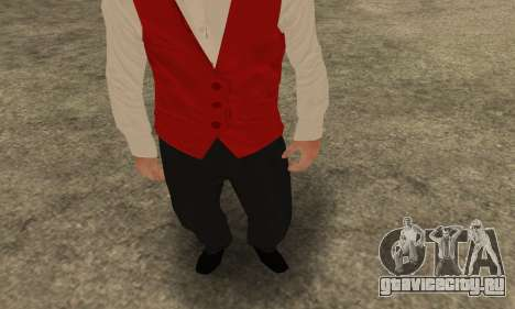 Casino Skin для GTA San Andreas второй скриншот
