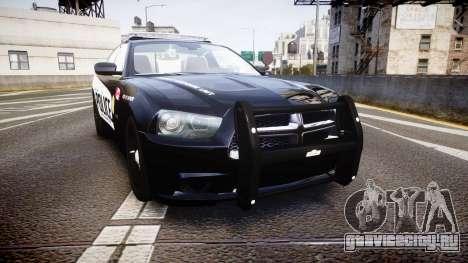 Dodge Charger Alderney Police для GTA 4