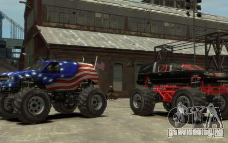 Albany Undertaker (Romero Monster) для GTA 4 вид справа