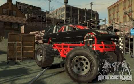 Albany Undertaker (Romero Monster) для GTA 4