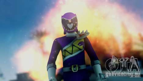 Power Rangers Skin 6 для GTA San Andreas третий скриншот