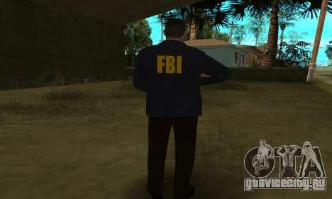 FBI HD для GTA San Andreas седьмой скриншот